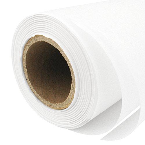 Skizzenrolle Skizzenpapier Pauspapier Seidenpapier Schnittmusterpapier rolle Transparentpapier Tracing paper halbdurchsichtig A3 A4 30 g/m² 12 in x 50 yd