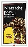 Par-delà le bien et le mal by Friedrich Nietzsche Patrick Wotling(2000-02-15) - Flammarion - 01/01/2000