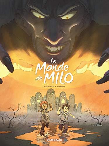 Le Monde de Milo - tome 2 - Monde de Milo (Le) - tome 2