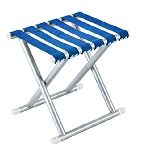 Klappstuhl Klapphocker Camping faltbar Gartenstuhl Komfort Angelhocker klappbarer Stuhl zusammenklappbar Campinghocker Mini Portable Hocker Outdoor Sitzhocker für Camping,Angeln,Reise oder Strand