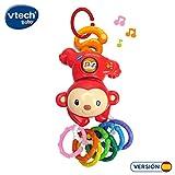 VTech - Armando Multicolor, Monito Interactivo Que Habla, Canta y emite Sonidos...