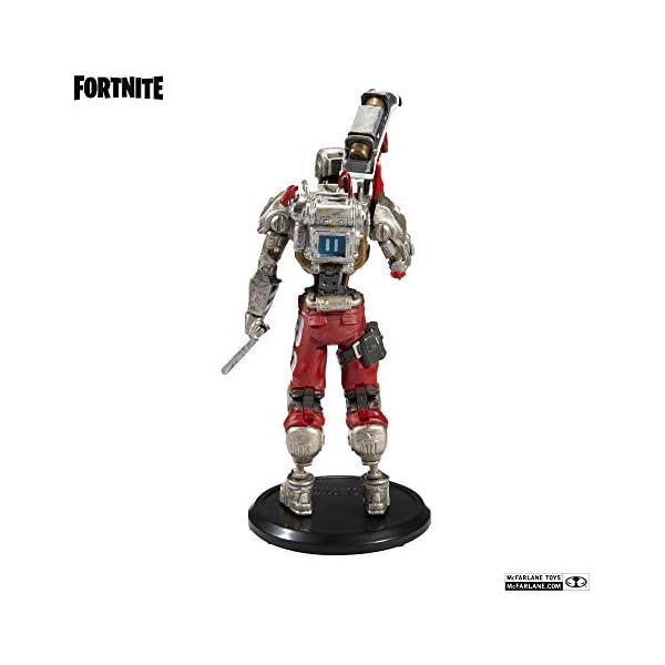 Figurine - Fortnite - A.I.M Action Figure - 18 cm [Importación francesa] 4