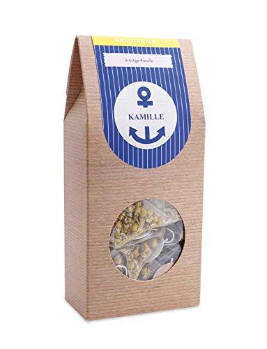 Kamille Kräutertee im Pyramidenbeutel - 15 Beutel Mehr Meer Sylter Teekontor