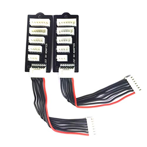 RC Products Lipo Battery Charger Balance Board JST-XH 2-6S - 2 Pack