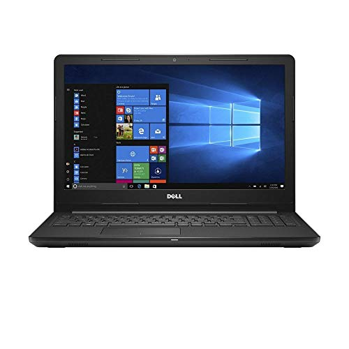 Dell Inspiron - Intel Core i5 8th Gen 15.6-inch Laptop (4GB/1TB/Win 10/2 GB AMD Radeon 520 Graphics/Black),  N3576