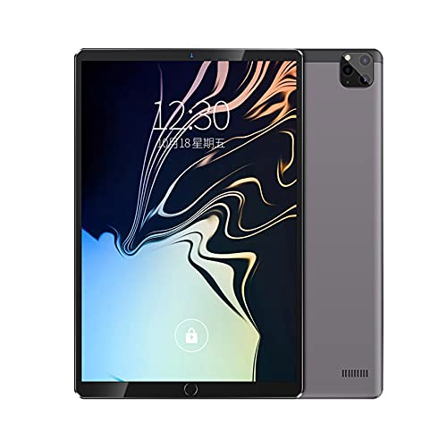 XLOO Tablet Pc de 10 Pulgadas,Cámara 1920 × 1200,2mp + 5mp,Batería de 5000mah,4 GB/Ram,64 GB/ROM WiFi Bluetooth,Estuche para Teclado Y Más Accesorios