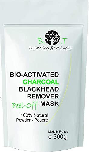 B.O.T cosmetic & wellness Mascarilla Exfoliante Peel-off Carbón Activo Anti Puntos S G...