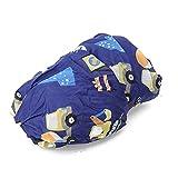 Funda para silla de bebé, portátil, impermeable, duradera, azul, para niños, para silla alta, para bebé infantil(Blue series)