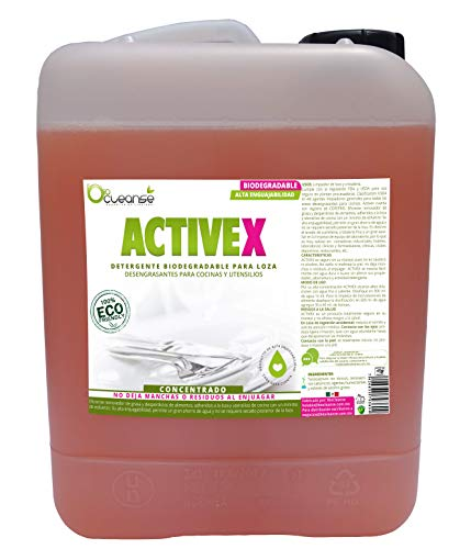 lavavajillas 5 litros fabricante BioCleanse
