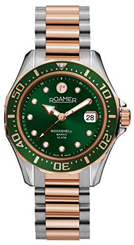 Roamer Rockshell Mark III 220633 41 75 20 - Reloj automático para hombre