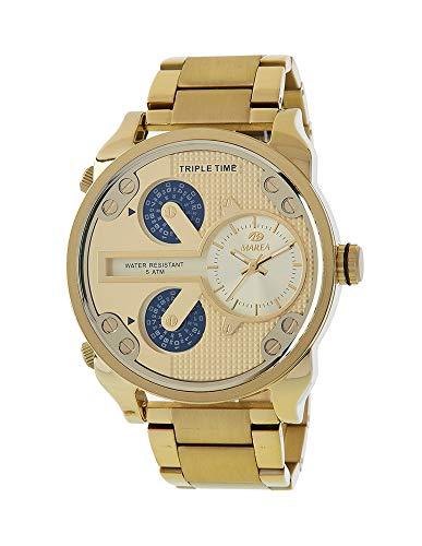 Reloj Marea Hombre B54150/2 Triple Hora