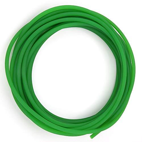 Cinturón de poliuretano verde, metal, corteza Purificación Purificación Precisión Productos de caucho Precisión Correa de transmisión uretano para transmisión de la unidad