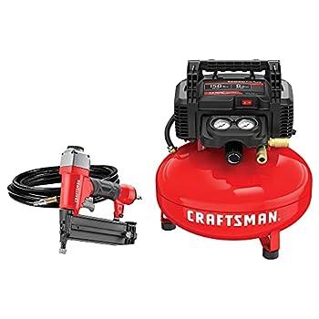 CRAFTSMAN Air Compressor Combo Kit 1 Tool  CMEC1KIT18