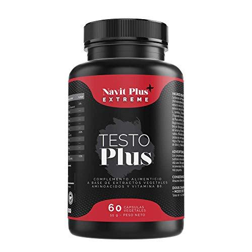 Testosterona vigorizante, aumento de rendimiento masculino. TESTOFEN + ginseng, zinc y maca....