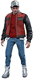 Hot Toys (Hot Toys) Movie Masterpiece Back to the Future PART2 Marty McFly 1/6 scale plastic painted action figure