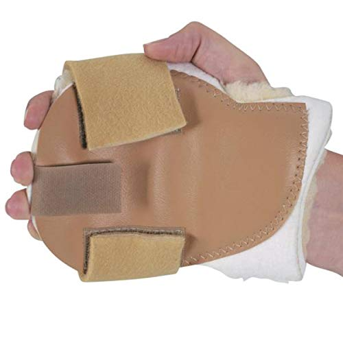 Patterson Handflächenschutz mit Tasche Vinyl Rolyan Hand