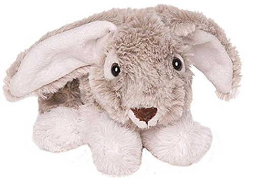 Inware 7605 - Kuscheltier Hase Hasi, 24 cm, liegend, Schmusetier