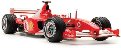 MATTEL DL 1 18 Ferrari F2002 (France GP   M. Schumacher) Elite (japan import)