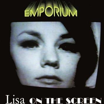 Lisa On The Screen - EP