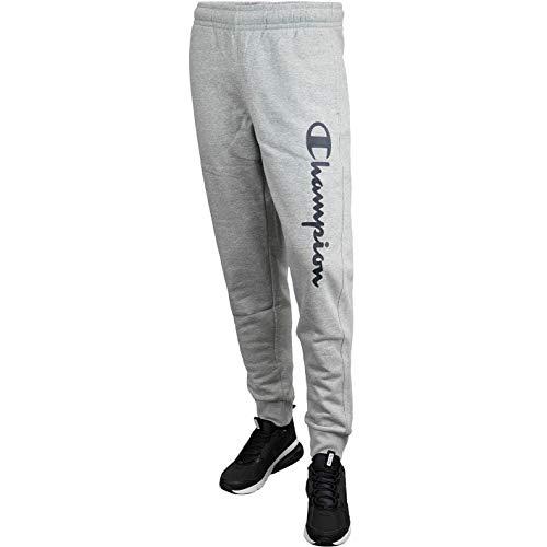 Champion Logo Sweatpants Jogginghose (L, grau)