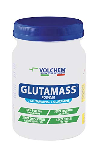 Volchem Glutamass 1000 Mg Tablet / Integratore L - Glutammina / 300 Compresse