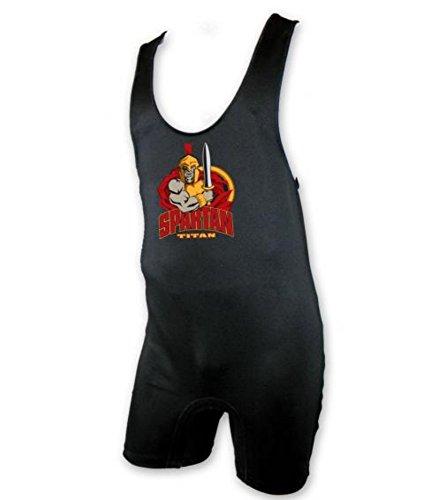 LiftingLarge Titan Spartan Squat Deadlift Powerlifting Suit (50)