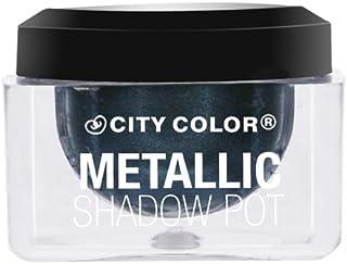 CITY COLOR Metallic Shadow Pot - Galaxy (並行輸入品)