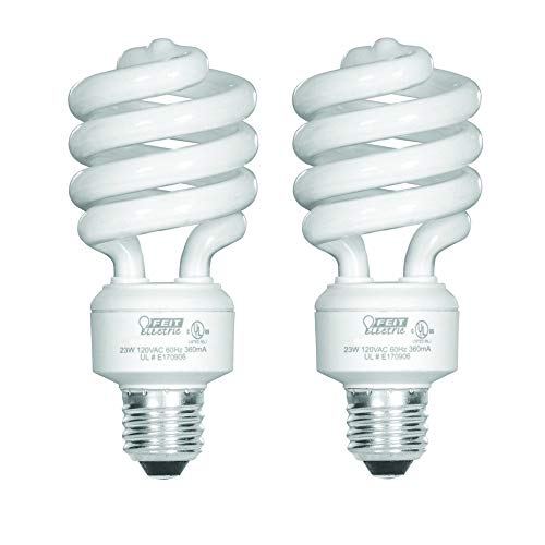 Feit Electric BPESL23TM/D 23 Watt Daylight 100 CFL Spiral Bulb