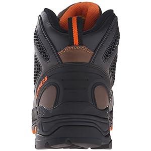 Skechers For Work Men's Surren Work Boot,Brown,12 W US