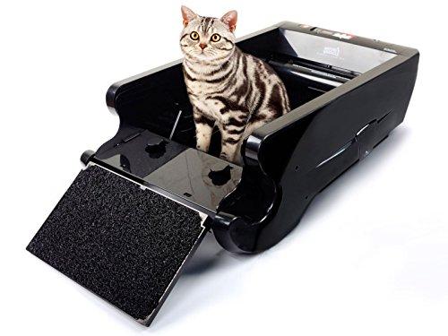 【全自動猫トイレ】ネイチャーズミラクル 全自動猫トイレ 68×41×24cm