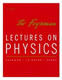 The Feynman Lectures on Physics: Commemorative Issue Vol 1: Mainly Mechanics, Radiation, and Heat (World Student S.)