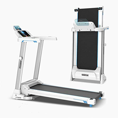 Treadmills for Home with Bluetooth Speakers, 2.0HP Folding Electric Treadmills, LCD Display, Easy Assembly, Walking Jogging Machine for Home/Office Use, Low Noise 330 lbs Weight Capacity
