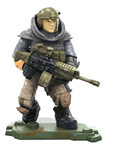 Mega Construx Call of Duty FMG02 - Heroes Series 2 - Yuri
