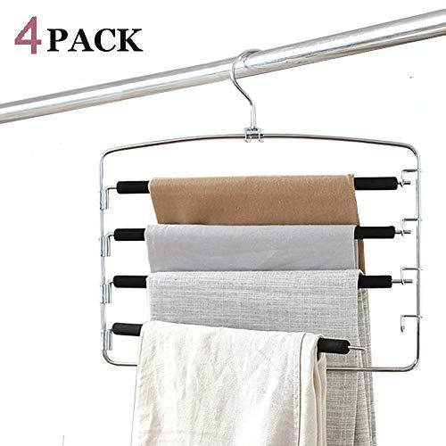 Clothes Pants Hangers 2pack