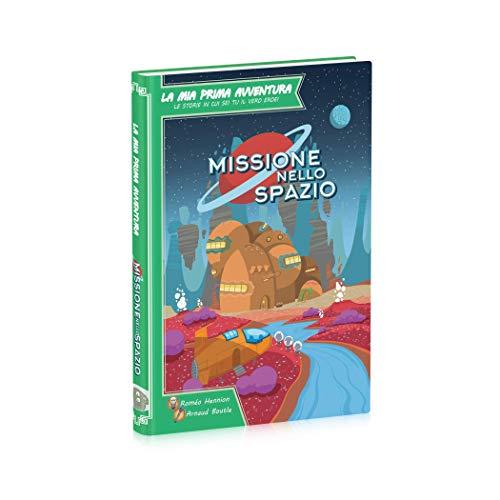 dV Giochi - La Mia Prima Avventura, Missione nello Spazio