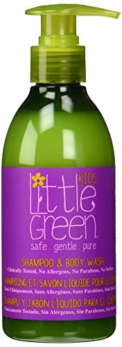 Little Green Champú Y Jabón Líquido Corporal 240 ml