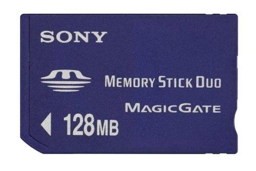 Preisvergleich Produktbild Sony MSHM128X Memory-Stick Duo 128 MB