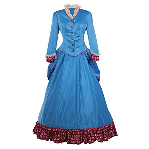 Fortunehouse Marie Antonieta Rococó Barroco Vestidos De Bola Vestido De Noche Renacimiento Histórico Victoriano Vestido De Bola