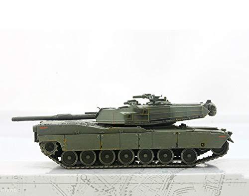 Militares 1/87 Plástica del Modelo del Tanque, La Segunda Guerra Mundial Alemania Modelo Terminado M1 Abrams Abrams Tanque De Batalla Principal