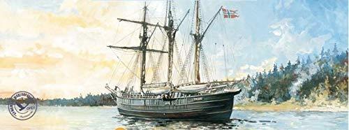 OREL Paper Model Kit Polar Ship Fram 1/100 298 Civil Fleet, Norway, 1909 -  ORL-298