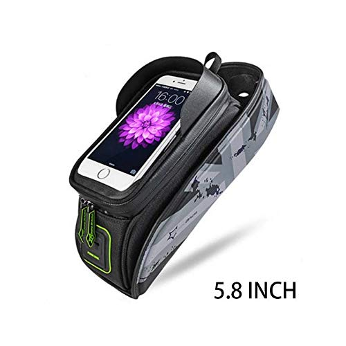 FSD MJ Fietstassen Bike Top Bike Phone Case Regendicht Touchscreen MTB racefiets tassen
