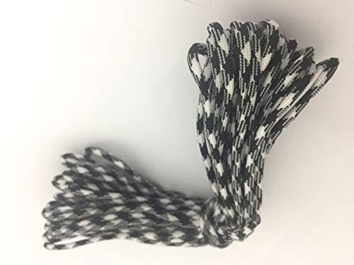 OVJ Zwart en wit camouflage 7-core diameter 4MM10m paraplu touw outdoor touw klimmen apparatuur touw gevlochten veiligheid armband touw