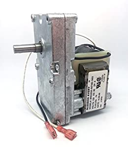 American Harvest 4 RPM Clockwise Auger Feed Motor W/Hole 80456 - XP7004 - Free Shipping! by fabulous Gleason Avery