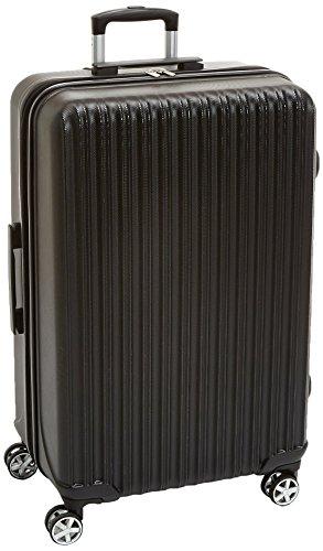 Amazon Basics - Maleta rígida giratoria con ruedas giratorias - 78 cm