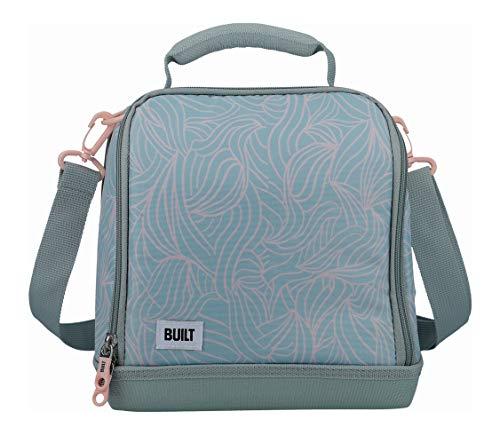 Built NY Baby Essentials Baby-Tasche Blau gestreift
