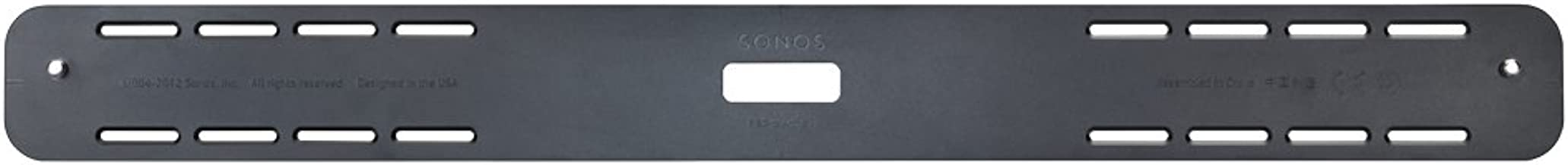 Sonos PLAYBAR Wall Mount Kit, Black