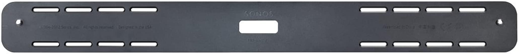 Sonos PLAYBAR Wall Mount Kit, Black