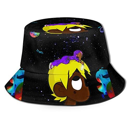 Cover Eternal Atake The World 2 Lil-Uzi=Vert Summer Breathable Bucket Hat Fisherman Hat Unisex