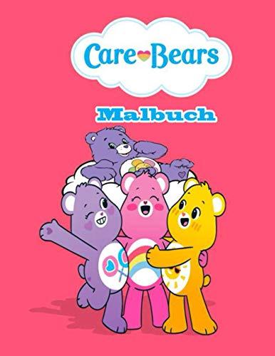 Care Bears Malbuch