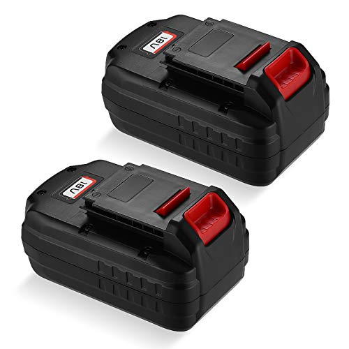 Magolin Upgraded 4.5Ah PC18B Replacement Battery for Porter Cable 18V Battery Ni-MH, Compatible with Porter Cable 18-Volt PC18B-2 PCC489N PCMVC PCXMVC Cordless Tools Batteries 2 Pack
